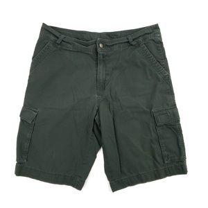 Patagonia Men's Cargo Shorts SZ 34 Organic Cotton